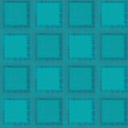 Grunge Abstract Seamless Pattern  Turquoise squaresLayered and easy to edit  Easy to use, just click on the swatches to fill your shapes with the pattern  It can be used for textile, wallpaper, packaging, websites backgrounds, etc
