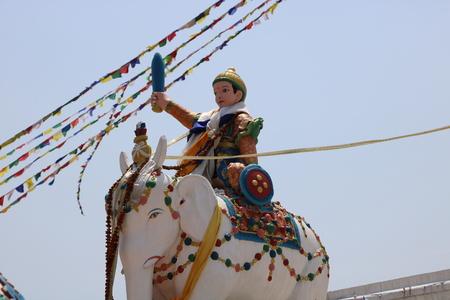 Nepal sculpture