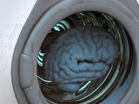 brainwashing Stock Photo - 16292002
