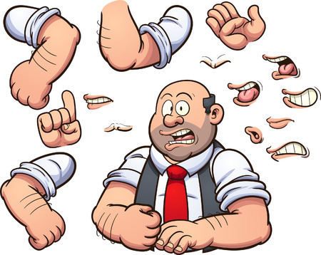 34,881 Angry Person Stock Illustrations, Cliparts And Royalty Free ...