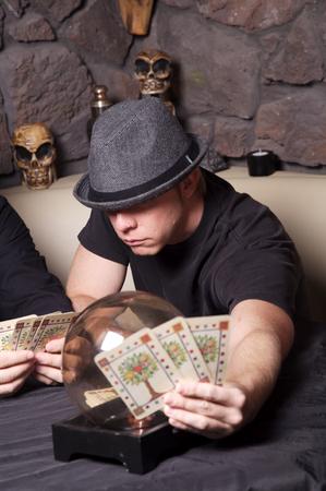 Tarot Cards Reklamní fotografie