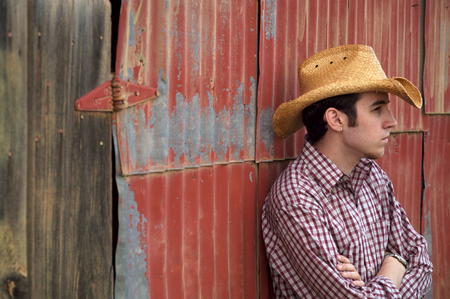 Ranch Hand Stock Photo