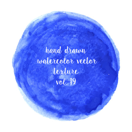 leaden: Hand drawn vector watercolor purple blue background texture for any of your designs.
