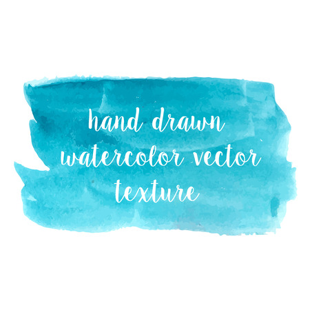 blobs: Set of watercolor strokes and blobs