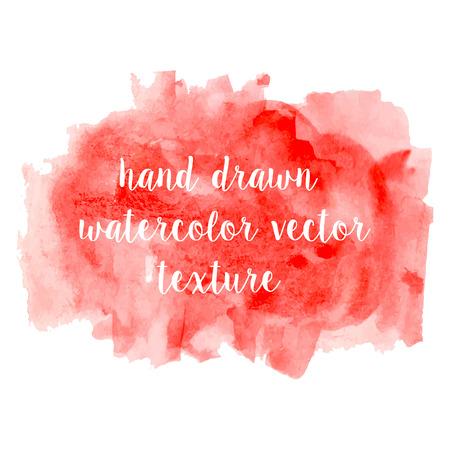 leaden: Set of watercolor strokes and blobs