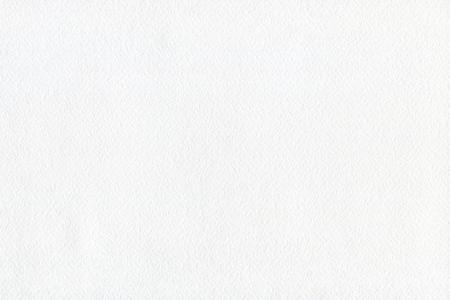 Hi-res watercolor paper texture background. White watercolor paper texture to display your artworks.