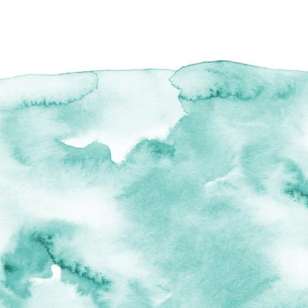 Unique background. Hand drawn watercolor texture.