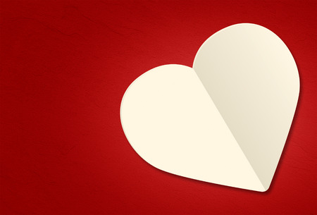 Happy valentine day,Red color abstract background