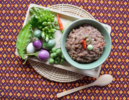 paste: Thai cuisine, Shrimp paste sauce