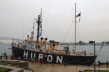 huron: Huron Lightship- Port Huron, MI
