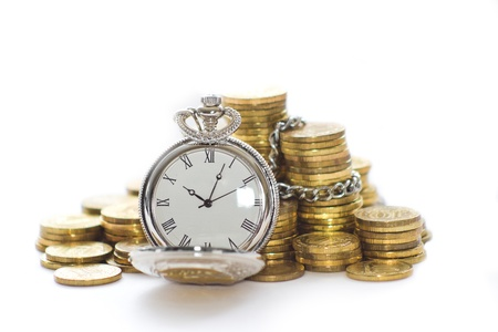 Time is money Stock Photo - 17832285