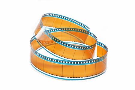 mm: film strip 35 mm Stock Photo