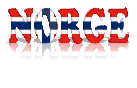 norge: norge Stock Photo