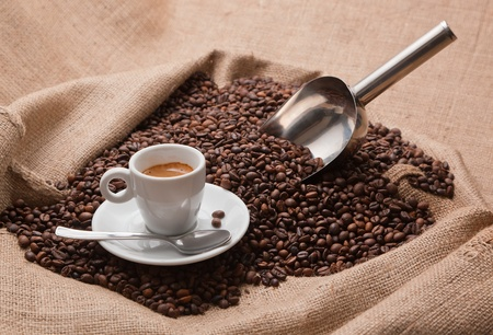 Caffe Espresso  Stock Photo - 13232265