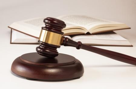 Judge gavel Stock Photo - 19385253