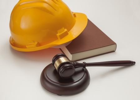criminal lawyer: labor law Stock Photo