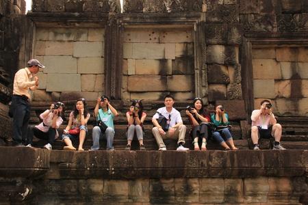 guia turistico: La gu�a tur�stica sesi�n informativa a los fot�grafos