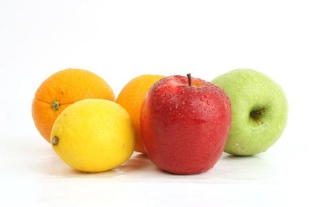 fresh mix organic fruit