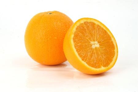 fresh organic fruit orange