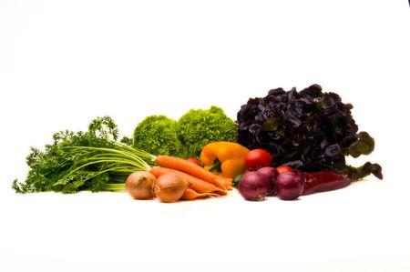 Vegetables 2 photo