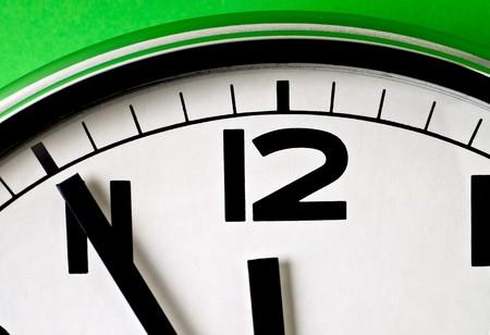 zeitarbeit: Die Zeit wird knapp