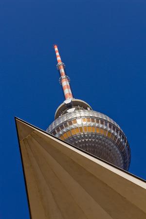 tv tower: TV Tower in Berlin