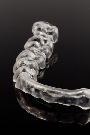 splint: Dental splint Stock Photo