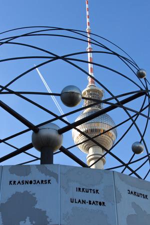 tv tower: TV Tower Berlin