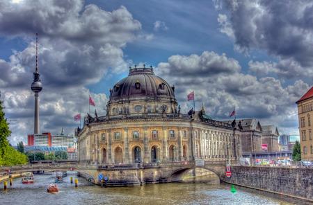bode: Bode Museum in Berlin