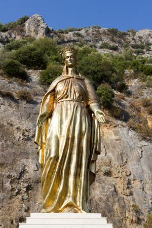 obey: Estatua de la Virgen María, Éfeso, Turquía