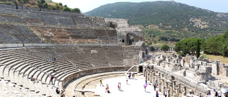 hadrian: Ephesus Ancient stadium, Turkey