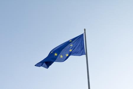 European flag Standard-Bild