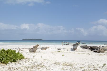 Dream beach on Zanzibar, Tanzania