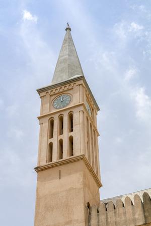 Anglican Cathedral in Zanzibar Town, Tanzania