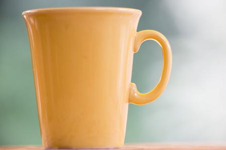 yellw coffeecup photo
