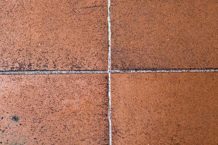 terracotta tile photo