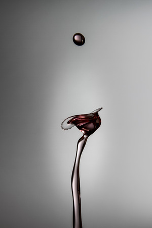 waterdrop collision photo