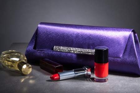 modern clutch bag in an elegant design