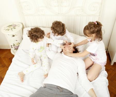 apnea: I bambini che provano a fermare il padre a russare