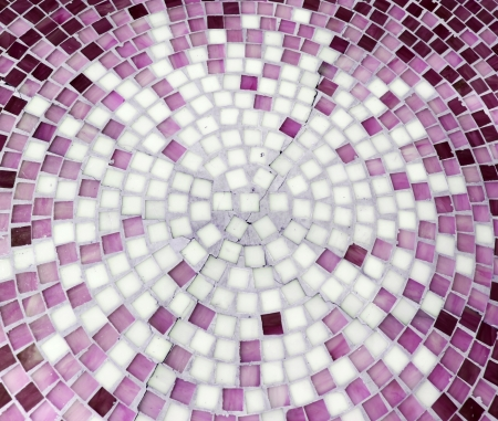 Seamless texture with squares, mosaic endless pattern photo