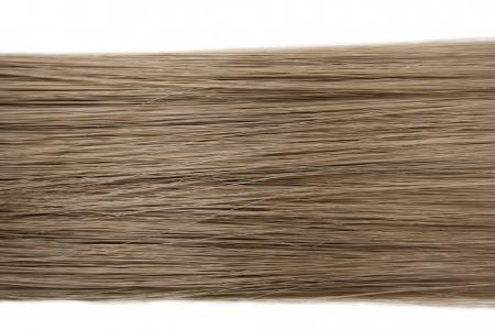 Closeup of long human hair background  photo