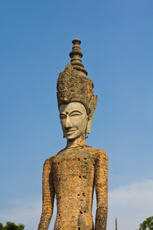structure of buddha in Nongkhai,Thailand