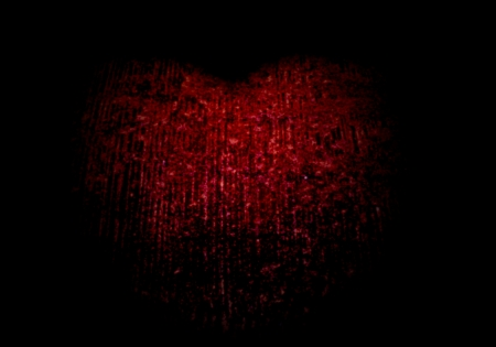 a graffic of Grunge Valentine heart background Stock Photo - 17399358