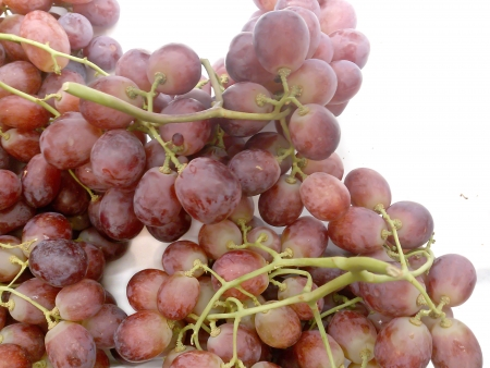 a photo of grape isolated on white background
