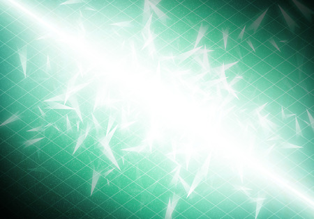 a graphic of fantasy explosion ,abstract background