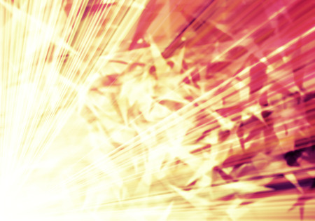 a graphic of abstract background explosion