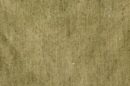 Fiber of a sack khaki colored texture. Stock Photo