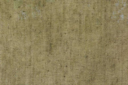 Texture of rumpled fiber of a sack khaki coloured.