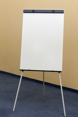 paperboard: Paperboard for presentations, meetings, conferences.