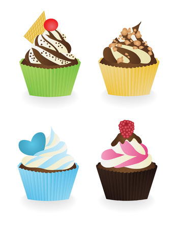 palatable: Set of cupcakes 3